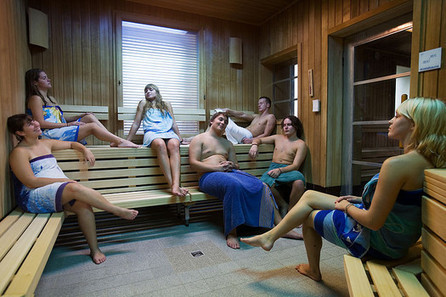 Saunas linked to reduced risk of fatal heart disease and all-cause mortality   alternative health   Scoop.it