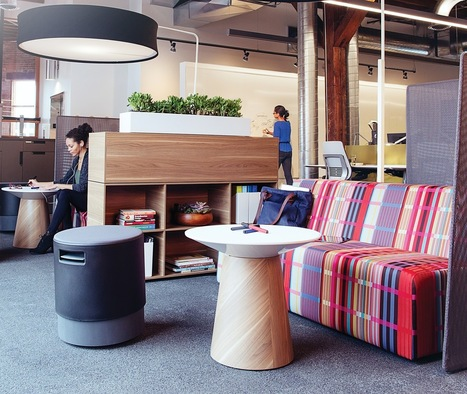 The role of workplace design in employee engagement - Workplace Insight | Change Consultancy and Learning Programmes | Scoop.it