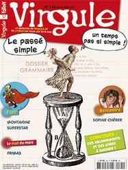 Virgule n° 145 - novembre 2016 | PRESSE au CDI : c'est le Bouquet ! Collège Le Verger | Scoop.it