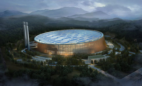 India Art n Design Global Hop : Technological excellence - world's largest waste-to-energy plant in Shenzhen, China | India Art n Design - Architecture | Scoop.it