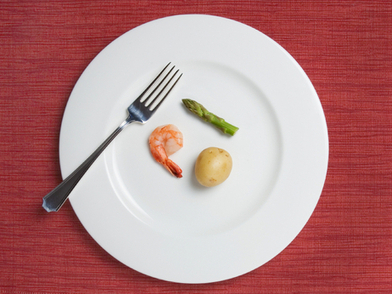 Deception Diet: How Optical Illusions Can Trick Your Appetite : NPR | The brain and illusions | Scoop.it