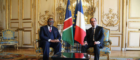 La Namibie vend son plan de développement au patronat français | Panorama de presse Afrique Anglophone & Lusophone : Afrique du Sud, Angola, Ethiopie, Ghana, Kenya, Mozambique, Nigéria, Ouganda, Soudan du Sud, Tanzanie | Scoop.it