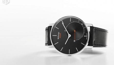 IFA : Runtastic Moment, nouvelle montre analogue connectée | Tous les capteurs | Scoop.it