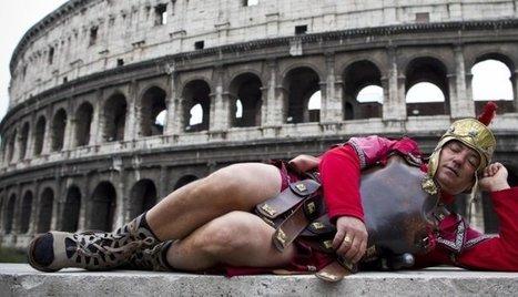 #Tourism: The Last Centurion          #Turismo l'utimo Centurione | ALBERTO CORRERA - QUADRI E DIRIGENTI TURISMO IN ITALIA | Scoop.it