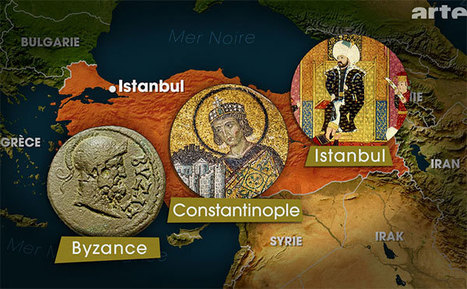 Le dessous des cartes : Istanbul selon Erdogan (2/2) - Arte | Histoire Géographie Enseignement | Scoop.it