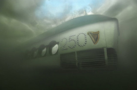 Guinness Turns a Submarine Into a Branded Underwater Bar | Psychology of Consumer Behaviour | Scoop.it