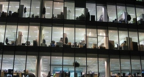 Office energy efficiency linked to improved business performance | Energy Saving Ideas for Office Buildings | Scoop.it