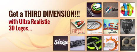 50% discount on 3d logo designs limited time offer at Brandedlogodesigns | Brandedlogodesigns | Scoop.it