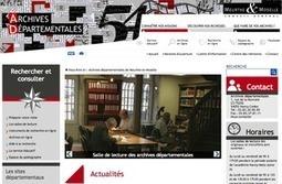GénéInfos: Les archives de Meurthe-et-Moselle font peau neuve sur le Web | GenealoNet | Scoop.it