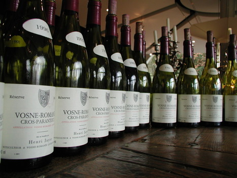 Henri Jayer, un petit vigneron devenu mythique | Le Vin en Grand - Vivez en Grand ! www.vinengrand.com | Scoop.it
