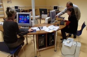 Gramat. La cyberbase se modernise | Ardesi - Accès public à Internet | Scoop.it