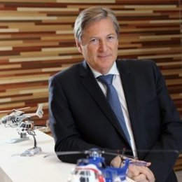 Airbus Helicopters : le super-commercial Norbert Ducrot tire sa révérence | Hélicos | Scoop.it