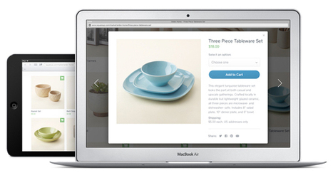Square Launches Amazon, Etsy Competitor Site | AllAboutSocialMedia | Scoop.it