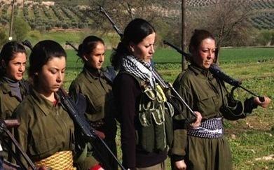 Documentary: Syrian-Kurdish Women Reconcile Family, Work and Fighting Duties - Rudaw | Women's Work | Scoop.it