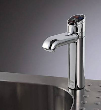 Filtered Boiling Hot & Ambient Water Tap (Bright Chrome). Zip Miniboil ZIP-HT1006UK | Showers, Taps & Bathrooms | Scoop.it