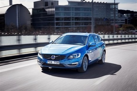 Volvo self-driving car test expands | Motoring into the future...... | Scoop.it