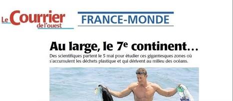 Revue de presse #4 : de la Seine au 7° Continent | Expédition Atlantique Nord | Scoop.it