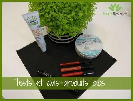 Commande de produits bios - Avril, So Bio Etic, Lavera | Détente et bien être | Scoop.it