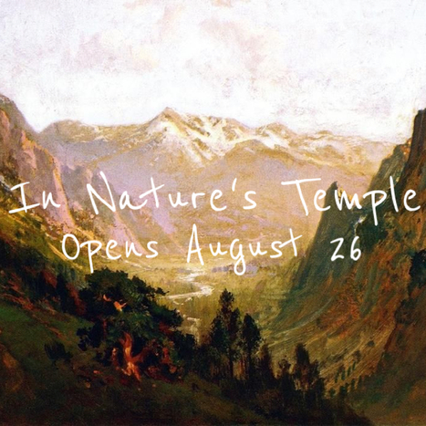 In Nature's Temple: Early California Art and Ecology to open in #USFCA's Thacher Gallery   Animal cruelty   Scoop.it