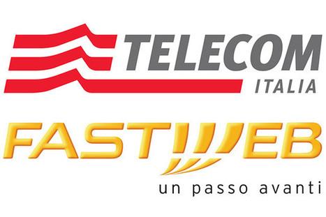 Telecom Italia e Fastweb, nasce l'alleanza per la banda ultralarga | InTime - Social Media Magazine | Scoop.it