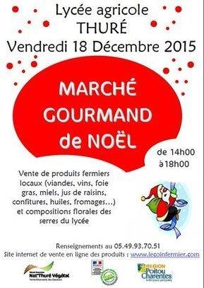 Marché de #Noël près de #chatellerault #cadeaux par @OTChatellerault | Chatellerault, secouez-moi, secouez-moi! | Scoop.it