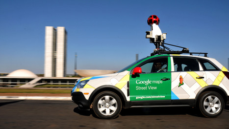 Google now lets you create your own Street View maps using Photo Sphere or your dSLR camera | eLearning tools | Scoop.it