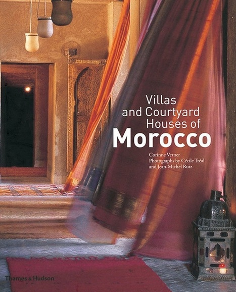 A brief presentation of 4 books on Moroccan Architecture | Arts & luxury in Marrakech | Scoop.it