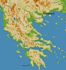 PLACERES GRIEGOS: ΑΜΦΙΠΟΛΗ. Η ΙΣΤΟΡΙΑ ΜΙΑΣ ΠΟΛΗΣ - 1 | EURICLEA | Scoop.it