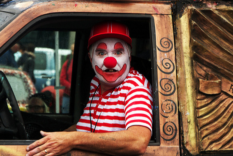 Nobody Buys Innovation From a Clown | Design Estratégico | Scoop.it