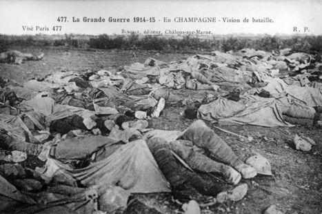 Des dizaines de milliers de tombes de poilus menacées de disparition - Le Monde | Centenaire Première Guerre mondiale - Académie de Rennes | Scoop.it