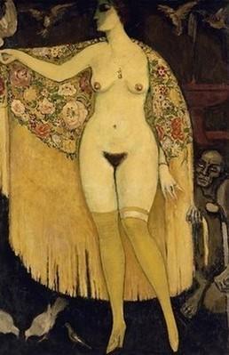L'oeil érotique de Kees Van Dongen | Culture Sexe | Scoop.it