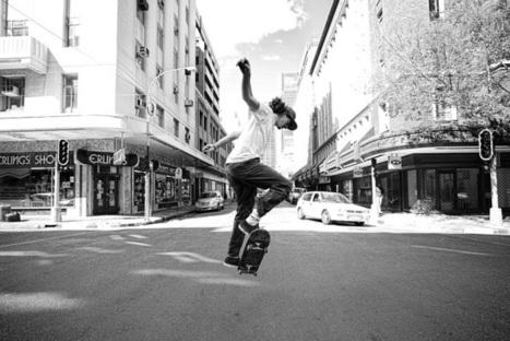 SKATE: The Devil's Toy Redux Reimagines Claude Jutra's Pioneering Skateboarding Film   The Devil's Toy remix - Press   Scoop.it