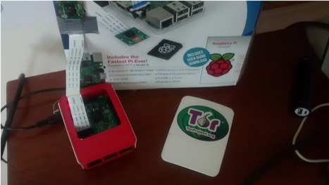 This smart home hub uses Tor to make IoT devices secure | Raspberry Pi | Scoop.it