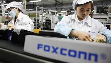 La taiwanesa #Foxconn sustituye a 60.000 empleados por robots   #socialmedia #rrss #economia   Scoop.it