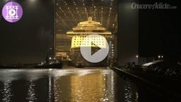 Video del Anthem of the Seas navegando por primera vez | Viajes en crucero | Scoop.it