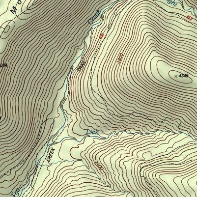 Topographic maps have multiple uses | Geographic Information Technology | Scoop.it