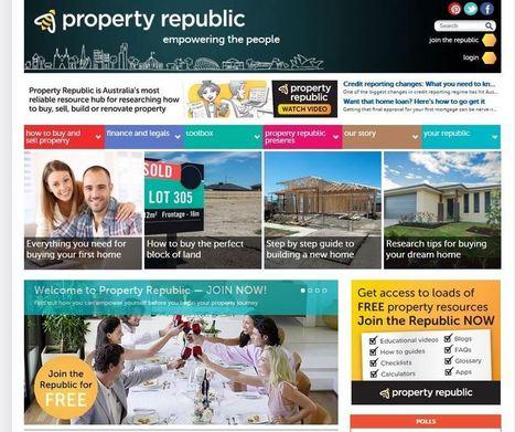 Free Resource De-Mystifies the Property Purchase Process - Property Portal Watch   Digital-News on Scoop.it today   Scoop.it