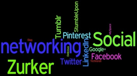 Zurker - a new social network with a difference | Psychology Professionals | Scoop.it