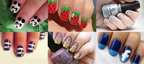 Hottest Nail Art Designs!   All My Favorites   Scoop.it