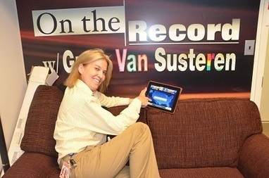 Greta Van Susteren to Write the Book on Social Media - TVNewser | Social Media Focus | Scoop.it