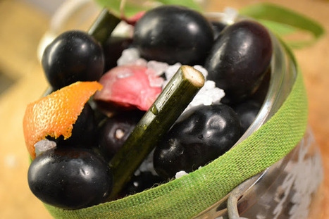 Ricette tipica delle Marche: Olive marinate o strinate | Le Marche un'altra Italia | Scoop.it