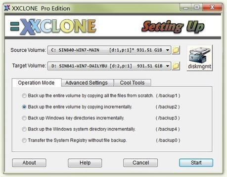 XXCLONE, A New Way of Cloning the Windows System Disk | Trucs et astuces du net | Scoop.it
