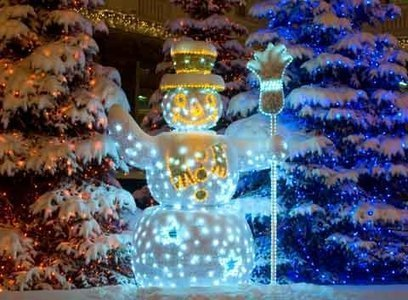 Outdoor Christmas Decorations | Christmas Day Ideas And Gifts 2013 | ChristmasDay25 | Scoop.it