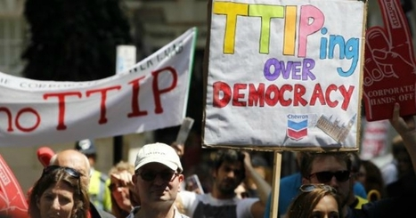 Leaked Trade Deal Chapter Reveals Corporate-Friendly Subversion of Public Health, Food Safety | Coffee Party News | Scoop.it
