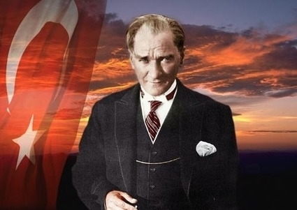 Mustafa Kemal Ataturk | Kap1A7Berivan | Scoop.it
