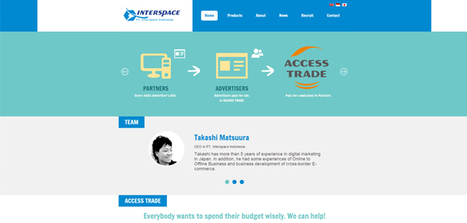 PT. Interspace Indonesia | marketing-reviews | Scoop.it