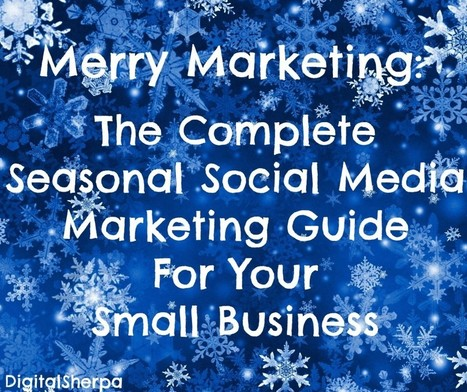 Pinterest Holiday Marketing Tips For Your Small Business | Social Media, Marketing and Promotion | Scoop.it