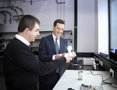 Why the graphene light bulb could switch on a new era of innovation - Washington Post (blog) | Lomiko | Scoop.it