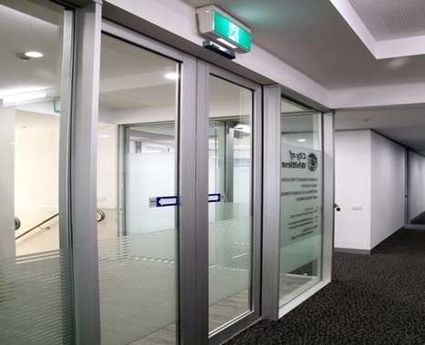Glass Walls By Office Partition System | Real Estate Agency | Scoop.it