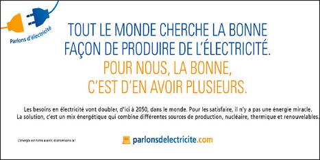 Parlons d'électricité - Bienvenue dans le forum Parlons d'Electricité et venez poser vos questions à EDF   Le groupe EDF   Scoop.it